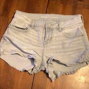 Old navy, boyfriend shorts